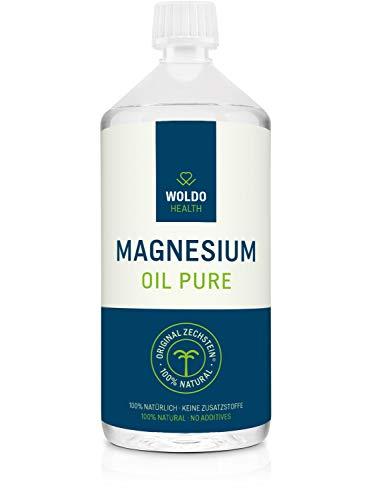 Magnesiumöl Original Zechstein Magnesiumchlorid - 1.000ml Magnesium flüssig & rein