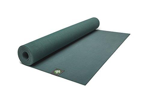 Manduka EKOLITE Yoga und Pilates Reisematte, 180 x 61 cm, 4mm dick, Sage