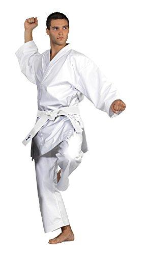Kwon Kampfsportanzug Taekwondo & Karate 8 OZ, weiß, 170, 1002170
