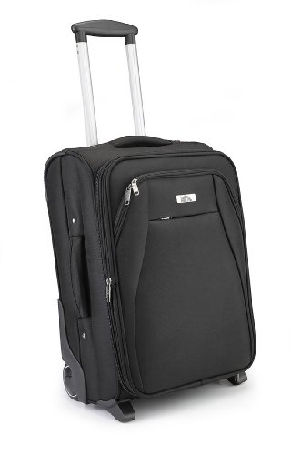 Cabin Max Executive Trolley Flight Approved Hand Luggage- 55x40x20 expandable to 55x40x25cm …