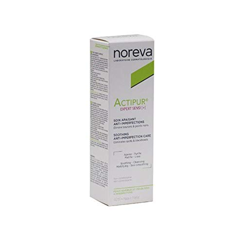 Noreva Actipur Expert Sensi+ Soin Apaisant Anti-Imperfections 40 ml