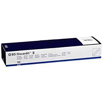 JERINGA DE DISCARDE BD 2ML 300928 BX100