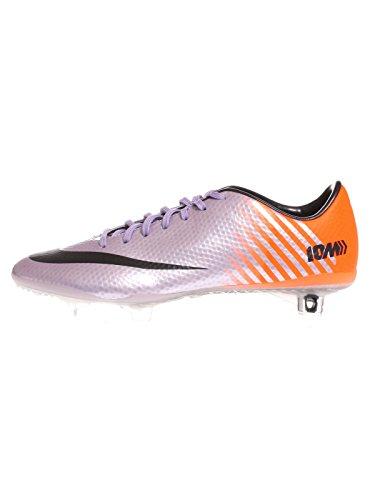 Nike Mercurial Vapor IX FG Men's Soccer Mtlc Mach Prpl/Total Orange/Urban Lilac/Black US sz. 7