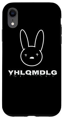 iPhone XR YHLQMDLG Yo Hago Lo Que Me Da La Gana Bunny Case