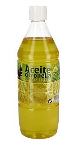 Citronella olie voor fakkel, 1 liter