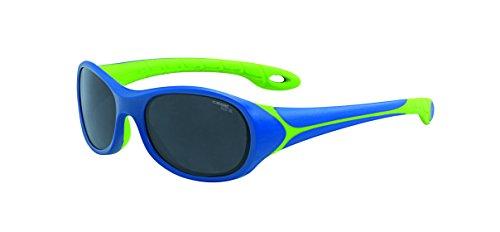Cébé Flipper, Gafas de Sol Unisex Niño, Azul y Verde