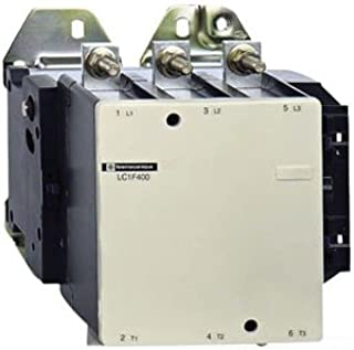 SCHNEIDER ELECTRIC Contactor 600-Vac 400-Amp Iec Plus Options LC1F400F7 Thermal Unit