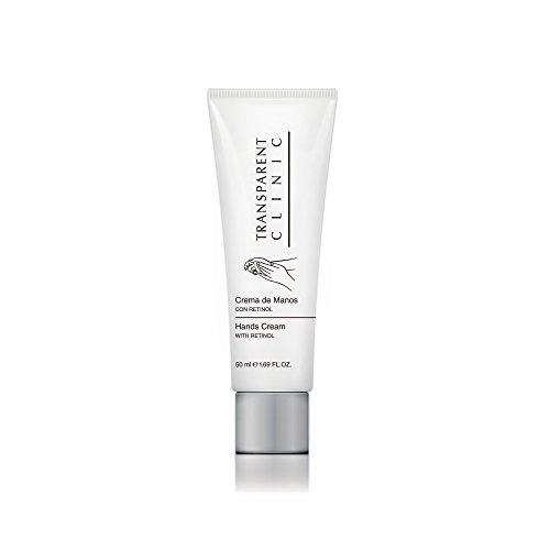 Transparent Clinic - Crème Mains Continental - Action Régénératrice - 50 ml