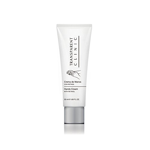 Transparent Clinic – Crème de Mains conretinol – Action regeneradora – 50 ml
