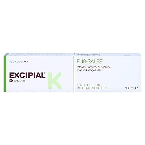 Excipial Fuss-salbe 100 ml