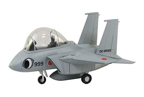 ぺあどっと ひそねとまそたん OTF F-15J まそたん フォックストロット 全高約110mm ノンスケール プラモデル PD78