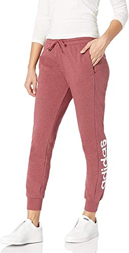 adidas Essentials Pantaloni, Rosso, 2X Donna