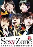 Sexy Zone アリーナコンサート 2012 (通常盤 初回限定・メンバー別 バック・ジャケット仕様) (佐藤 勝利ver.) (特典ポスターなし) [Blu-ray]
