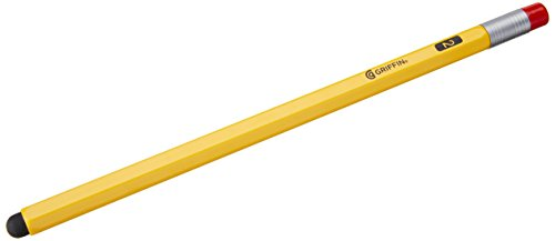 Griffin The No. 2 Pencil Stylus for Capacitve Touchscreens - The No. 2 Pencil. Now for The Touchscreens!