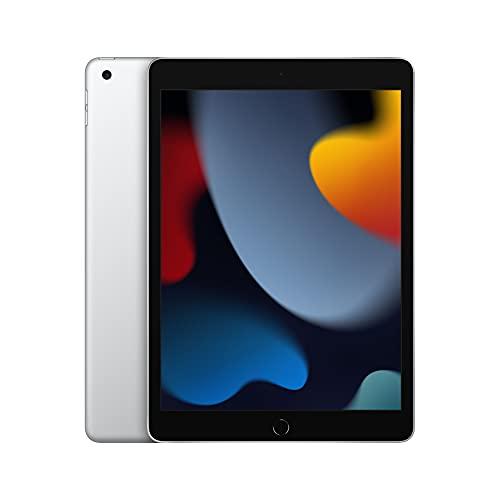 2021 Apple iPad (10,2', Wi-Fi, 64GB) - Argento (9ª generazione)