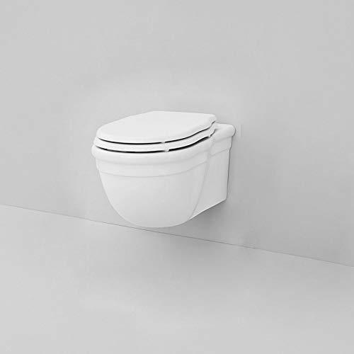 WC Suspendu Hermitage Art. hev010 The Artceram Cache-Pot Non Inclus