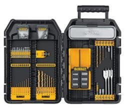 DEWALT DW2589 Heavy Duty 80-Piece MAC Container Accessory Set