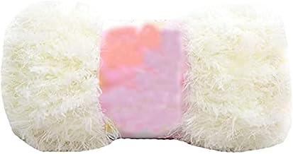 500g paars roze zacht warm koraal fleece garen shaggy fuzzy garen sjaal hoed trui tas garen pluizig garen hand breien gare...