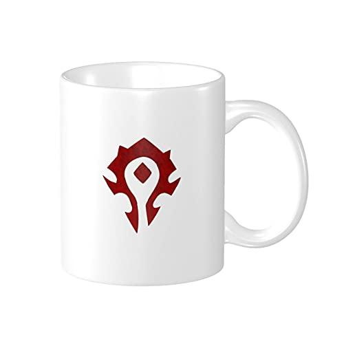 Taza de World Of Warcraft: regalo divertido para el trigésimo cumpleaños de un miembro de la familia