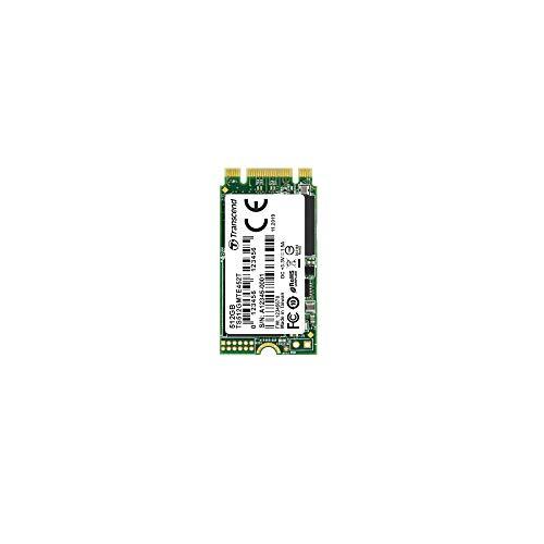 トランセンドジャパン 業務用/産業用組込向け M.2 2242 PCIe Gen3x2 512GB M-Key 3KPEサイクル 3D TLC NAND採用 高耐久 3年保証 TS512GMTE452T