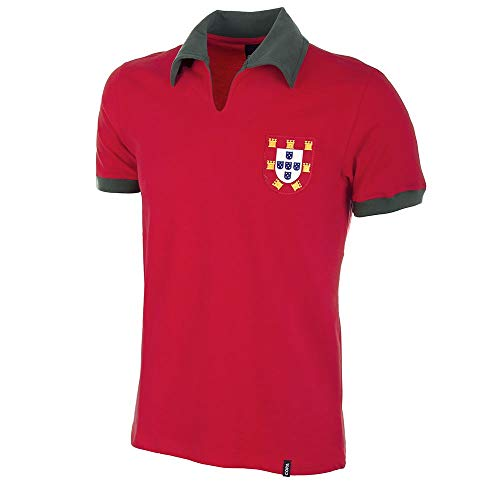 Copa Football - Camiseta Retro Portugal 1972 (M)