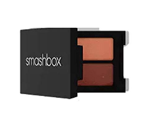 Smashbox Travel Größe Mini Duo. Covershot Golden Stunde Lidschatten Kompakt mit Spiegel. Turned on/Psyched = 1 Set