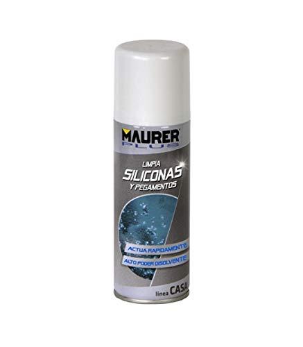 MAURER 5464280 Limpiador Silicona/Pegamentos 200 Ml. Spray