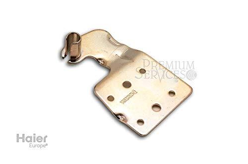 Original Haier-Ersatzteil: Scharniere für Side-by-Side Kühlschrank Herstellernummer SPHA00006724 | Kompatibel mit den folgenden Modellen: HRF-663ISB2;HRF-663ISB2WW;HRF-663ISB2;HRF-660SAA;HRF-663CJB;HR