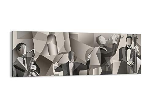 ARTTOR Cuadros Decoracion Salon - Lienzos Decorativos - Cuadros Modernos Baratos - Tríptico De Pared - Muchos Tamaños y Varios Temas Gráficos - AB140x50-4119