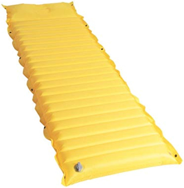 Aufblasbare Schlafmatte Aufblasbare Isomatte Camping Luftmatratze Tragbare Aufblasbare Isomatte Kissen Outdoor Camping Backpacking Reise Kompakte Ultraleicht-Campingmatten B07QF8DN41  Attraktiv und langlebig