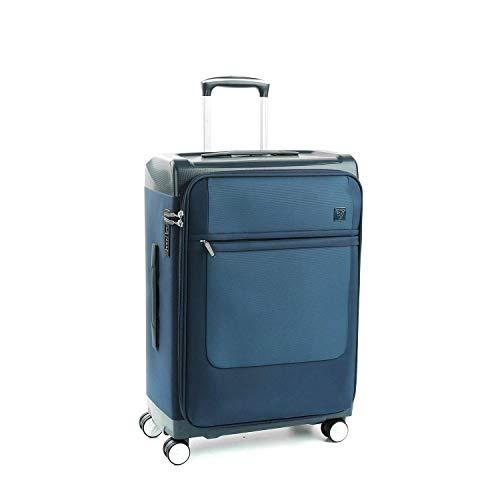 Trolley Semi-Rigido 67/24   Roncato Valigeria New York   41308223-Blu Notte