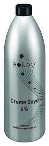 Rondo Cremeoxyd 6% 1000ml Creme Entwickler Oxidant Oxidationsmittel (1 Stück)