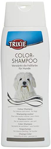 Trixie Color-Shampoo für Hunde, weiß, 250 ml