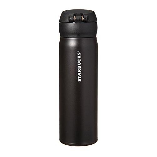 スターバックスハンディステンレスボトルブラック500ml