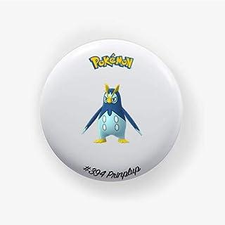 Prinplup : Chapa Pokemon Go, Pinback Button Badge 1.50 Inch (38mm)
