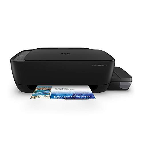 HP Smart Tank 455 Multifunktionsdrucker (Drucker, Scanner, Kopierer, WLAN, AirPrint, inklusive Tinte für bis zu 2 Jahre drucken)