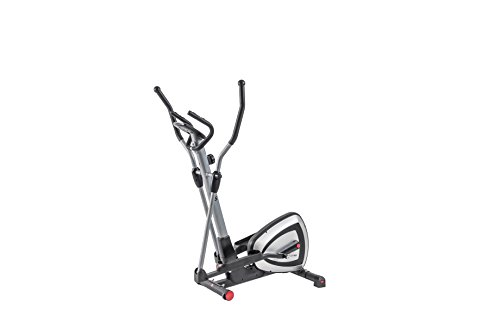 MOTIVE FITNESS by U.N.O. Crosstrainer CT 400 schwarz-grau, 12046