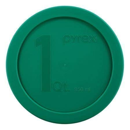 Pyrex - Green 1 Quart Mixing Bowl Lid