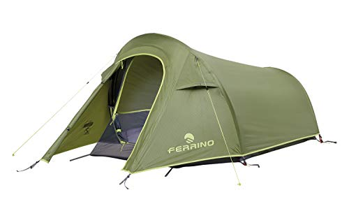 Ferrino Sling 2 Tenda 2 Posti, Porta in zanzariera, Verde
