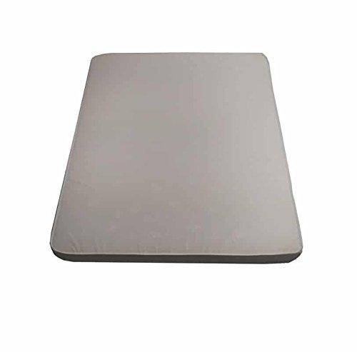 Flexar whaterfoam 13 - Materasso in waterfoam(Poliuretano) Alto 13 cm per soluzioni trasformabili Senza rinunciare a Comfort e comodità,Ottimo per strutture pieghevol (Dimensione 145x190)