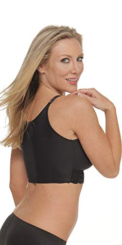 Comfeez Short Wirefree Back-Smoothing Bralette