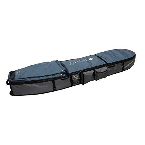 Pro-Lite Wheeled Coffin Surfboard Travel Bag 2-4 Longboard (9'6)