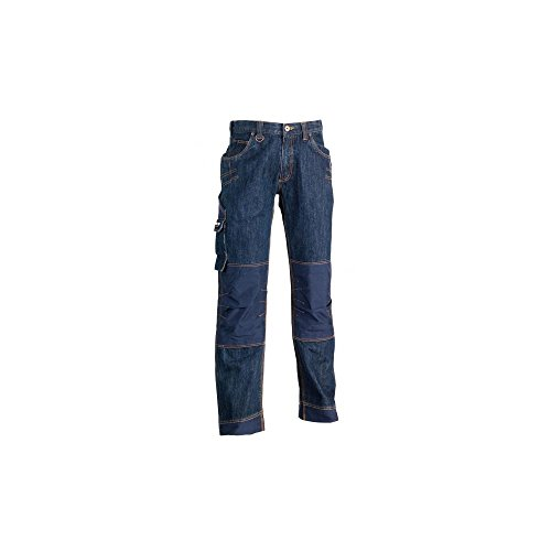 Kronos - Jeanshose Soul Rebel Experts Gr. 46, schwarz denim