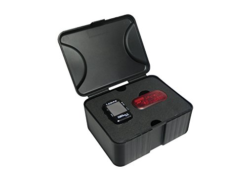 LEZYNE 1-GPS-MICRO-V104-HR Micro GPS, Unisex, Negro, M