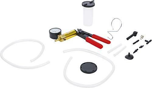 Kraftmann 8999 | Bomba de vacío y purgador de frenos | máx. 0,7 bar