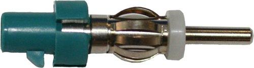 Autoleads PC5-154 Adaptateur d'antenne audio Fakra mâle vers Din