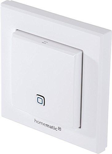 Homematic IP Temperatur- und Luftfeuchtigkeitssensor – innen, 150181A1