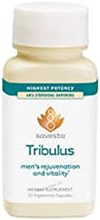 Savesta Tribulus Vegetarian Capsules, 60 Count