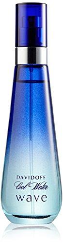 Davidoff Cool Water Wave, femme/woman, Eau de Toilette, 50 ml