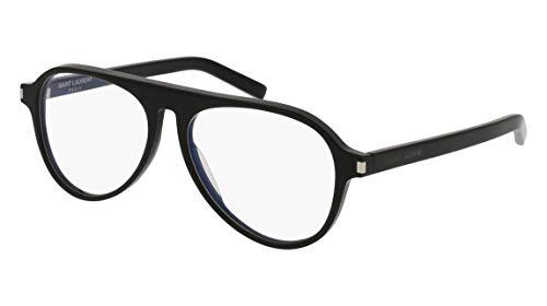 SAINT LAURENT Occhiali da vista SL 159 BLACK 55/15/140 uomo
